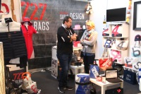 Stand 727 sacchi a vela sui Mets 2016
